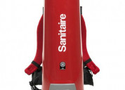 Sanitaire transport sc530b commercial backpack vac