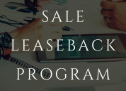 Equipment sale leaseback program at trust capital