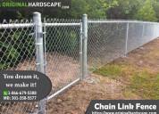 Chainlink fence virginia