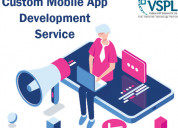 Custom mobile app development service in new york