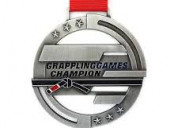 Premier custom medals directly created by everligh