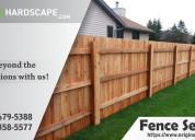Fence service laurel md