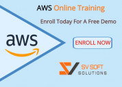 Aws online training from sv softsolutions