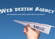 Find professional website design and development