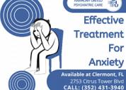 Psychiatric care in florida