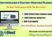 Swiss web hosting