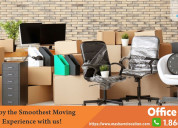 office movers maryland