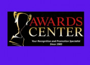 Buy high quality trophies - awards center
