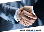 Your resume is your first impression