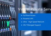 Virtual private hosting