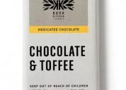 Kush -kitchen-chocolate -toffee-200mg-thc/