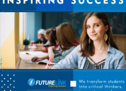 Join our online education program - futurelink