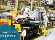 Usa machinery import data