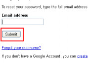 Hoe gmail-wachtwoord ophalen?