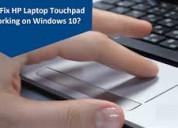 Hoe te repareren hp laptop touchpad werkt niet op
