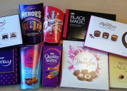 Buy wholesale custom chocolate boxes