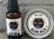 Cognac-cubans - beard oil