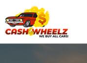 Junk cars pick up by cash4wheelz