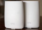 How do i change my orbi router password?
