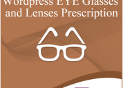 Buy wordpress eye glasses prescription plugin