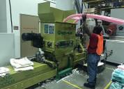 Polythylene foam compactor greenmax zeus c100