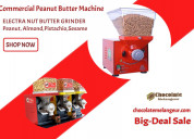 Buy commercial peanut butter machine