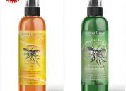 Pesky bug stay away spray - all in one - sun, bug,