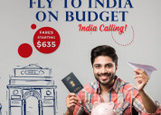 Cheap flights from usa to delhi