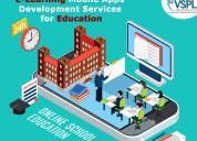 Vspl provides e-learning mobile apps development s