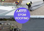 Epdm rubber roofing services