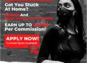 Earn up to $2000 per commission on auto-pilot toda