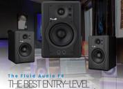 Fluid audio f4 speaker