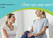 One-on-one services | mbc
