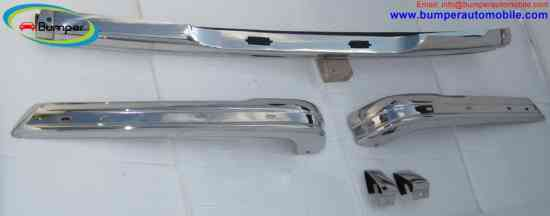 BMW E21 bumper (1975-1983) by stainless steel