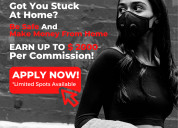 Earn up to $2000 per commission on auto