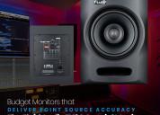 Fluid audio fx80 coaxial monitors