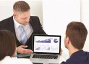 Financial advisory, placement agency, investment m