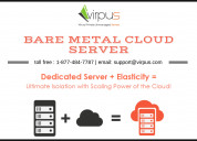 Bare metal cloud server