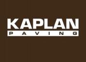 Kaplan paving company