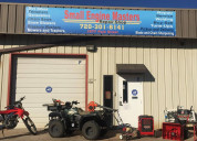 Professional small engine & power sports service &