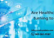 Are healthcare erps turning to cloud?