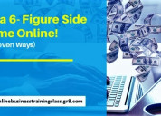 Genius way to make money online (on the side) toda