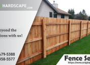 Fence service in rockville md