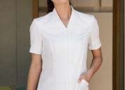 Ladies pravia - short sleeve spa uniforms