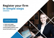 Form a company online in nevada