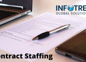 Look no further for the contract staffing services