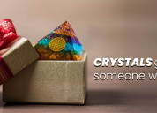 Crystals gifting to someone with a purpose