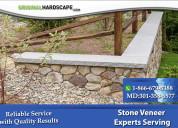 Stone veneer experts serving dc