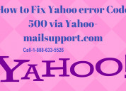 How to fix yahoo e-mail error  (1-888-633-5526)