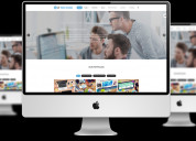 Hire wonderful website designers for making your d